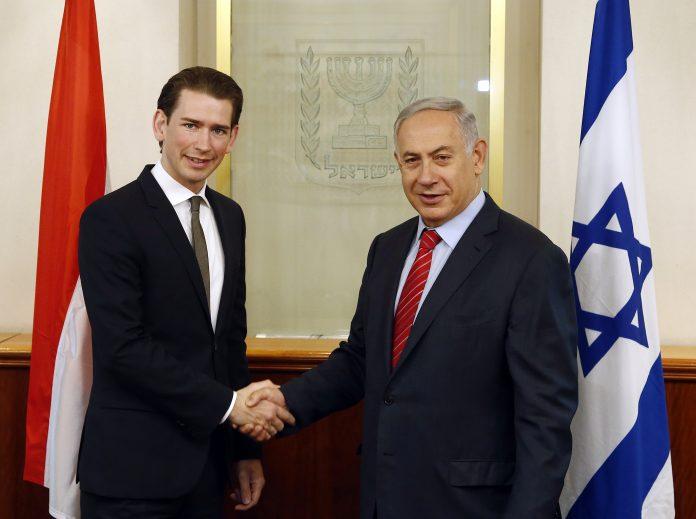 Polemics_Kurz-Netanjahu